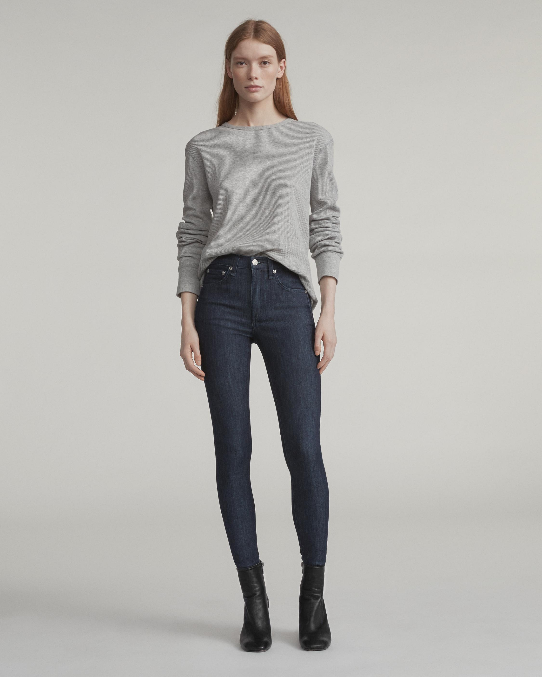 55611594c3b0e Womens Heritage Jeans - Iconic Urban Style   rag   bone