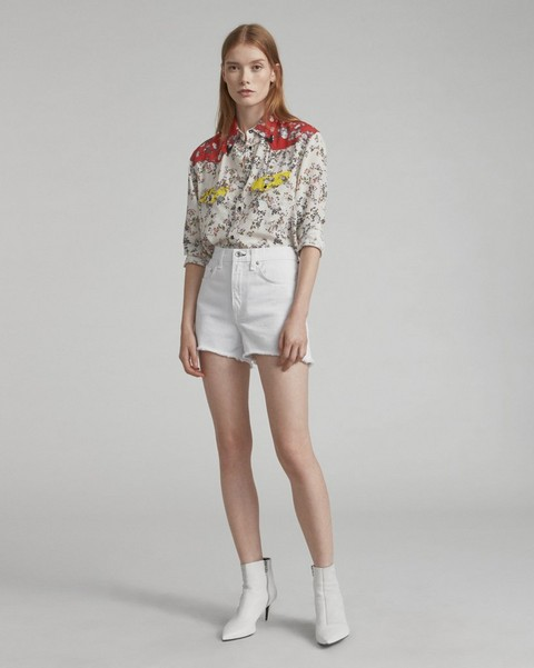 RAG & BONE JUSTINE SHORT