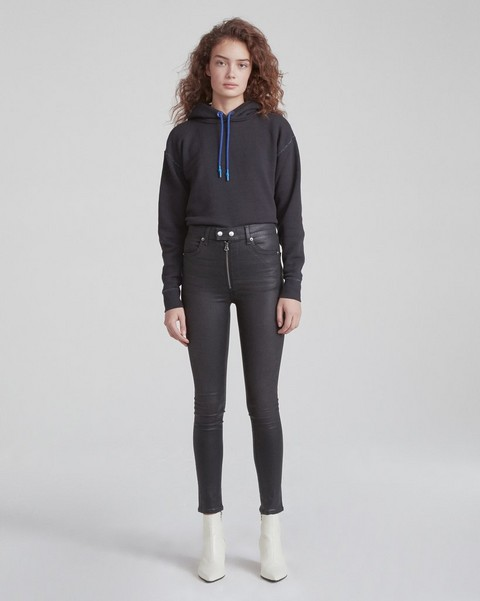 RAG & BONE HIGH-RISE BAXTER JEAN