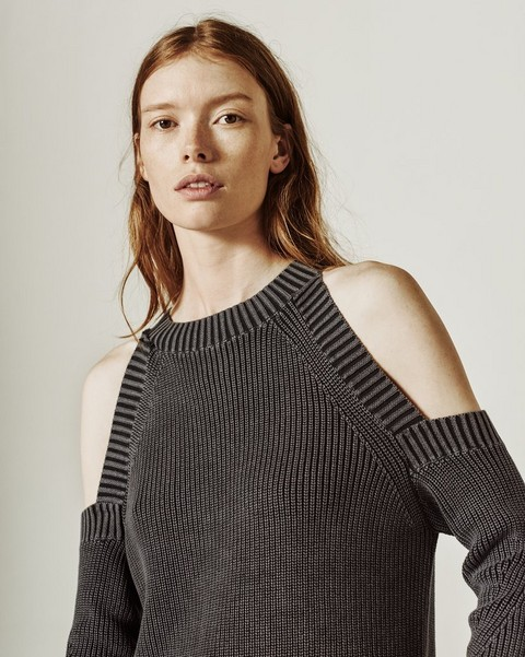 RAG & BONE DANA COLD SHOULDER