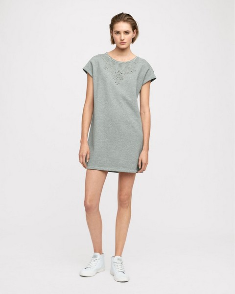 RAG & BONE EYELET TEE dreSS