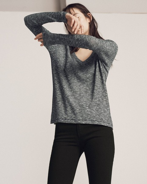 RAG & BONE Theo Long-Sleeve
