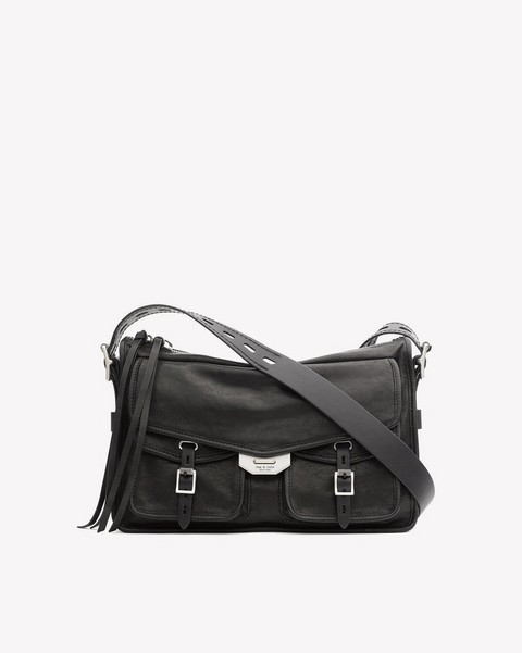 RAG & BONE Field Messenger - Leather