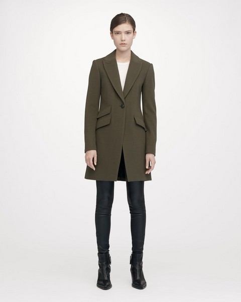 Coats, Jackets & Blazers: Leather to Jean, Bomber to Parka with ...