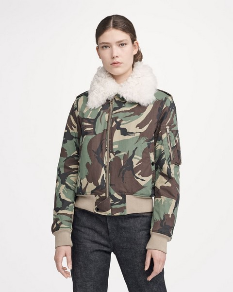 RAG & BONE FLIGHT JACKET