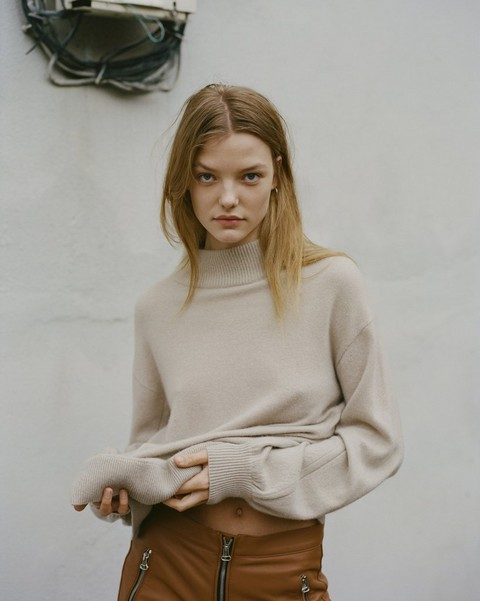 RAG & BONE ACE CASHMERE TURTLENECK