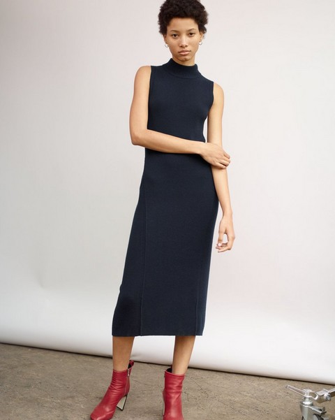 RAG & BONE ACE CASHMERE DRESS