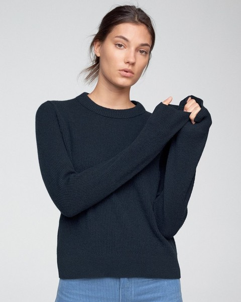 RAG & BONE ACE CASHMERE CROP