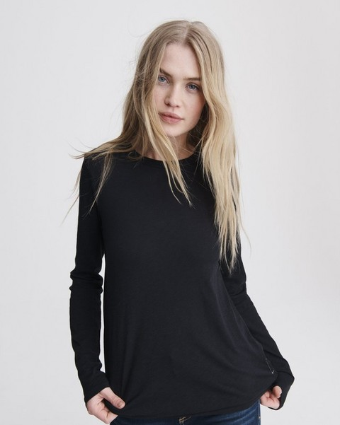 RAG & BONE The Slub Long Sleeve