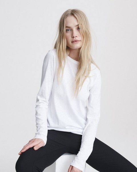 RAG & BONE THE SLUB LONGSLEEVE