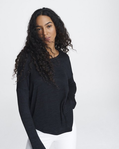 RAG & BONE HUDSON LONG SLEEVE