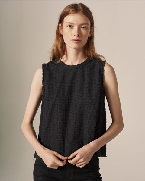 RAG & BONE EYELET FACTORY TOP