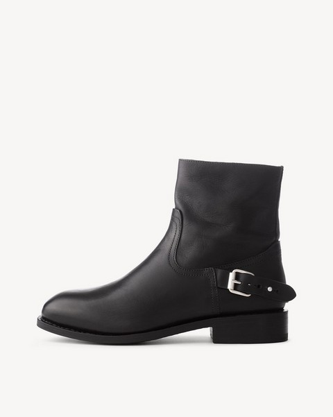 RAG & BONE OLIVER ZIP BOOT