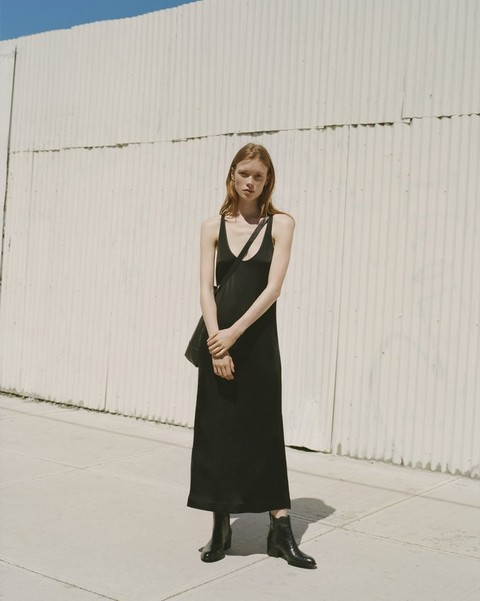 RAG & BONE LEX SLIP DRESS