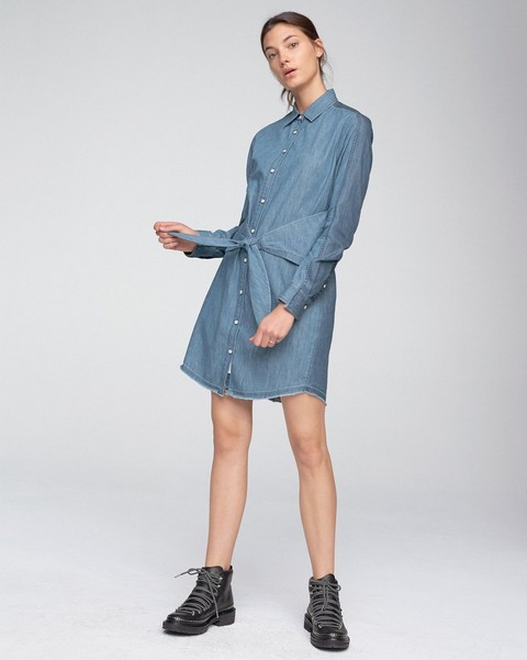 RAG & BONE DESTROYED SADIE DRESS