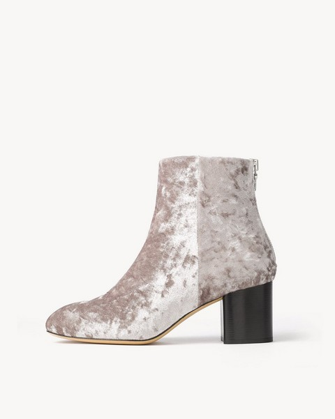 RAG & BONE VELVET DREA BOOT