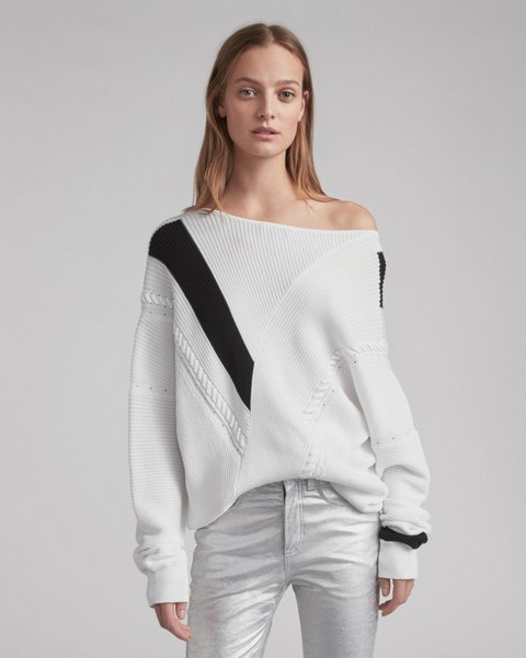 RAG & BONE CRICKET V-NECK