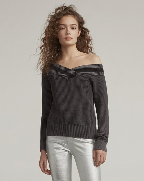 RAG & BONE DAWN OFF THE SHOULDER