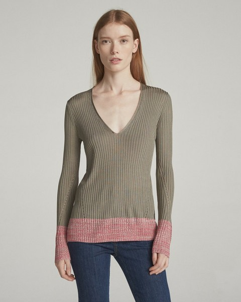 RAG & BONE ALYSSA V-NECK