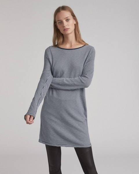 RAG & BONE STRIPED KIT DRESS