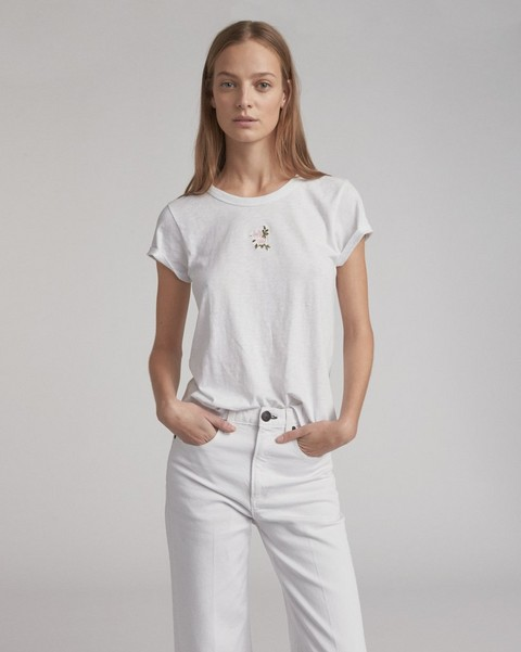 RAG & BONE FLOWER TEE