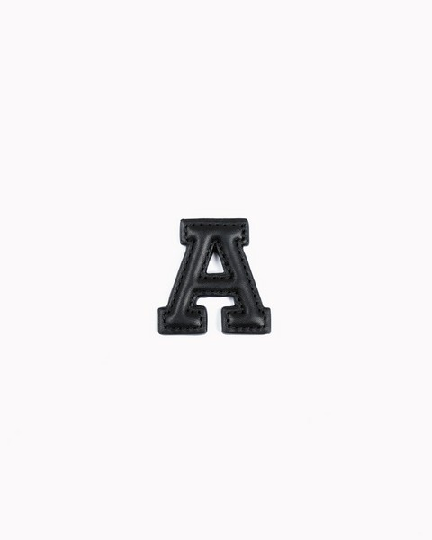 RAG & BONE LEATHER LETTER - A