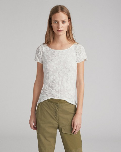 RAG & BONE LUCIE SHORT SLEEVE