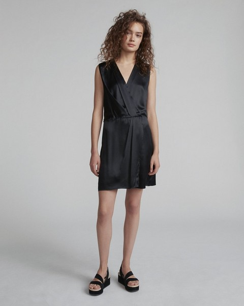 RAG & BONE SLEEVELESS VICTOR DRESS