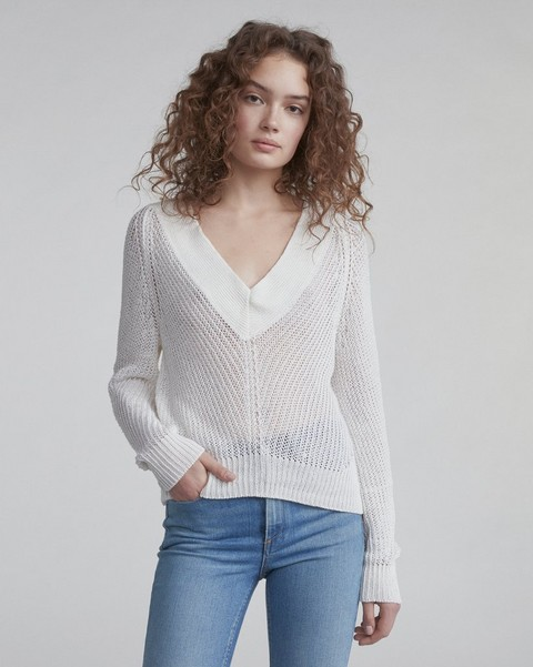 RAG & BONE JAMIE V-NECK