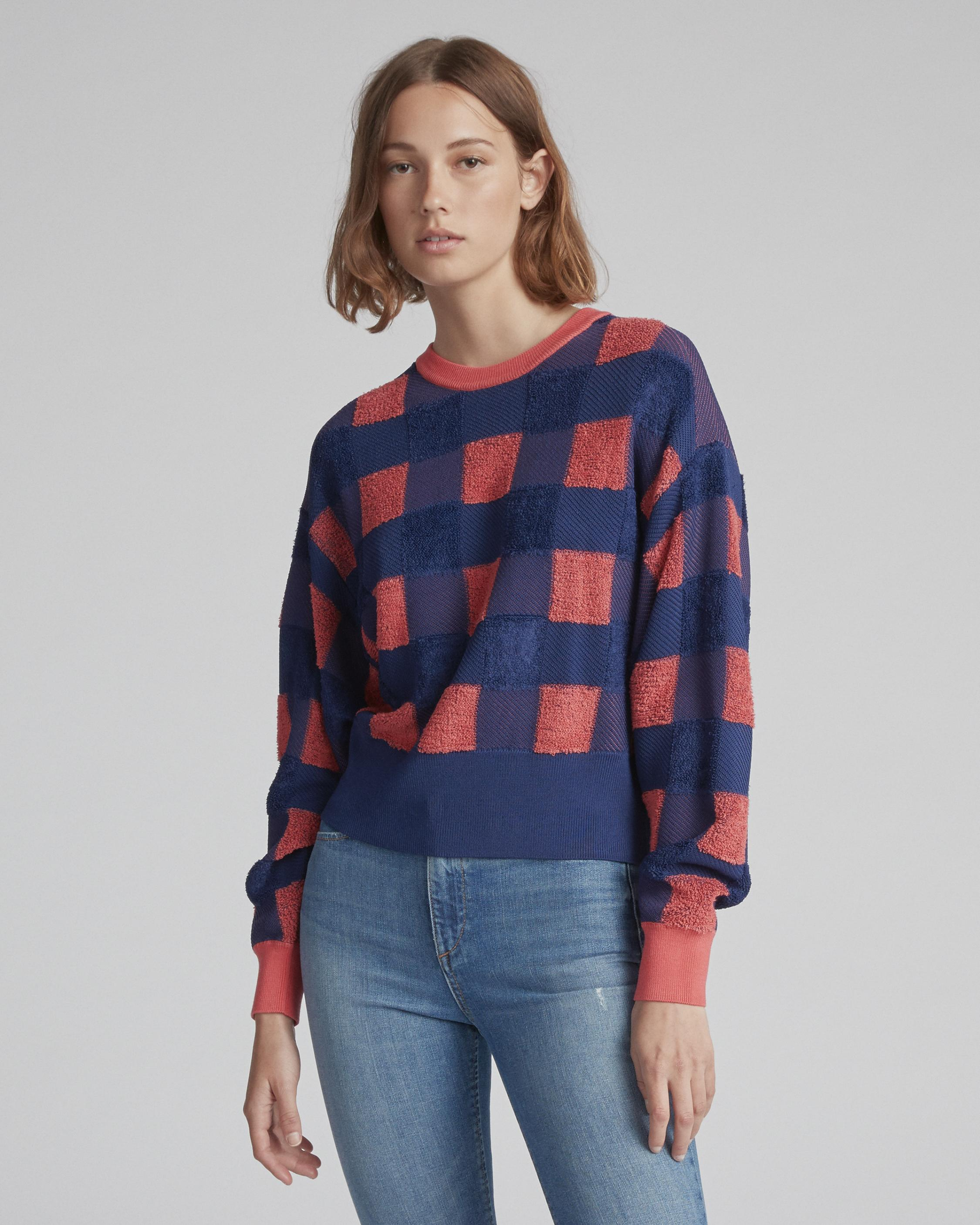 Ridley Pullover | Women Tops & Tees | rag & bone