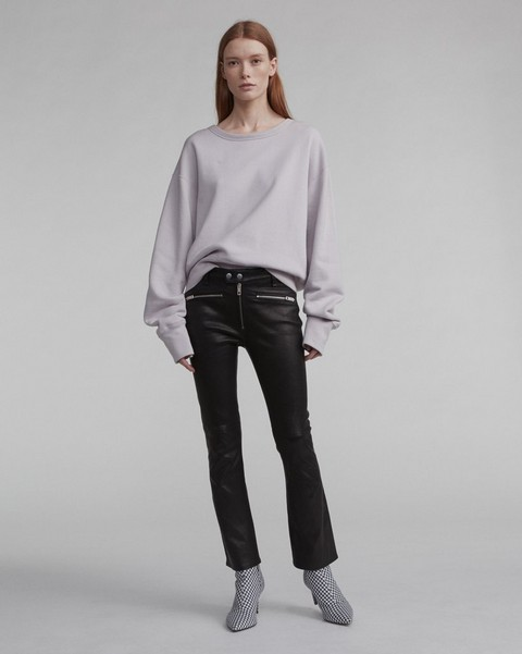 RAG & BONE BRAXTON LEATHER PANT