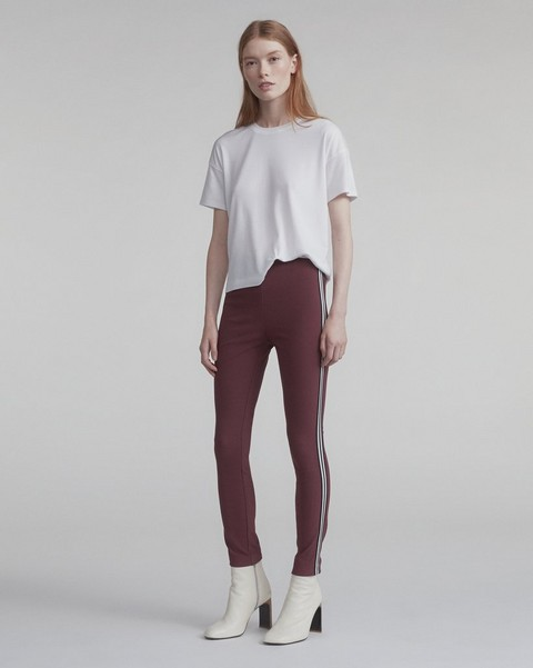 RAG & BONE SIMONE SIDE STRIPE