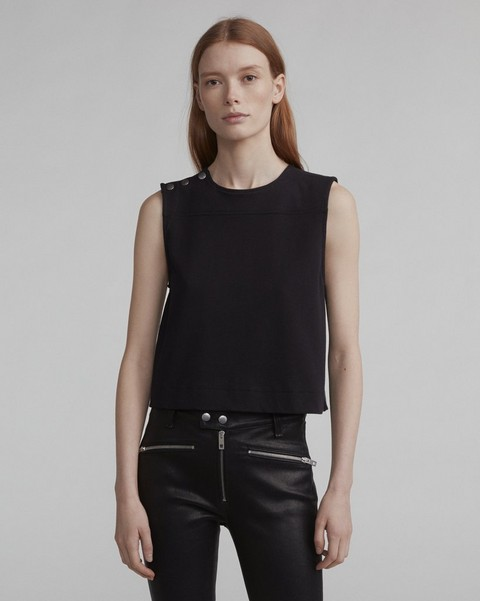 RAG & BONE BRIT CROP TOP