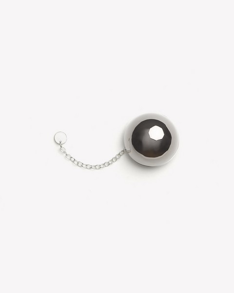 RAG & BONE GIA BROOCH WITH CHAIN