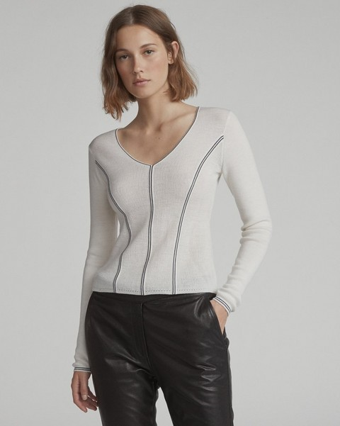 RAG & BONE LAVINIA V-NECK