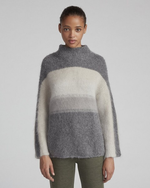 RAG & BONE HOLLAND FUNNEL NECK