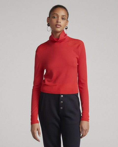 RAG & BONE DOYLE FUNNEL NECK