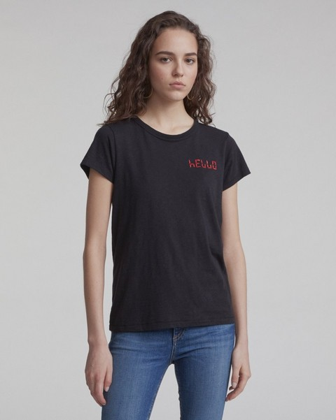 RAG & BONE HELLO TEE