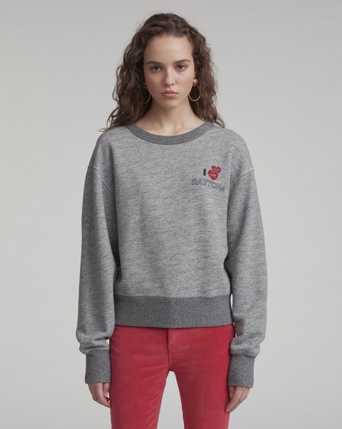 RAG & BONE DAYTONA SWEATSHIRT