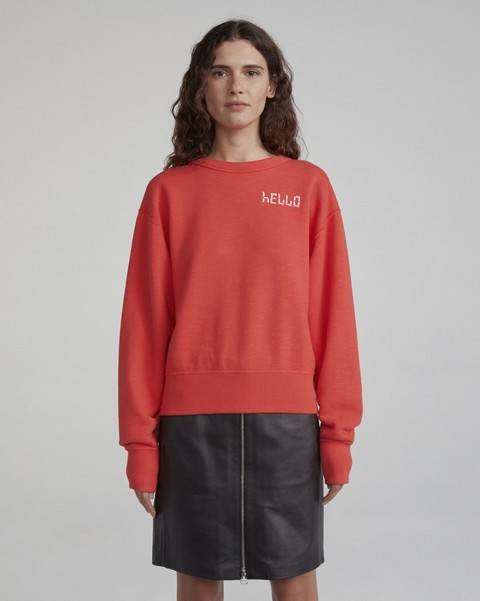 RAG & BONE HELLO SWEATSHIRT