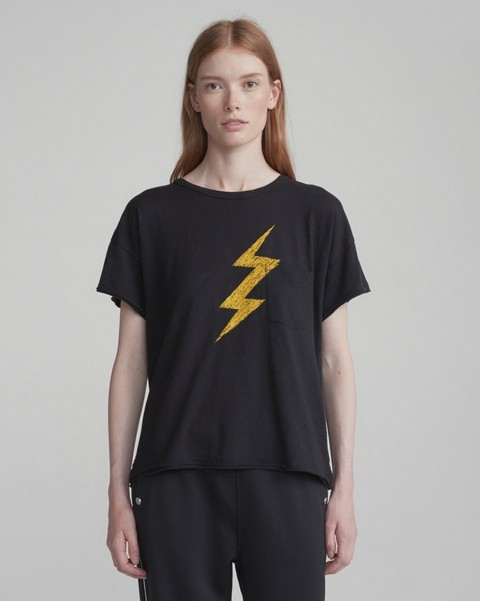 RAG & BONE LIGHTNING TEE