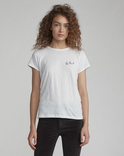RAG & BONE BE KIND TEE