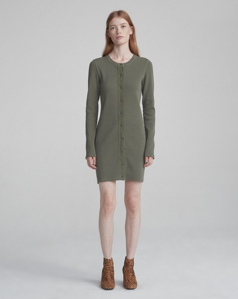 RAG & BONE MALLORY THERMAL DRESS