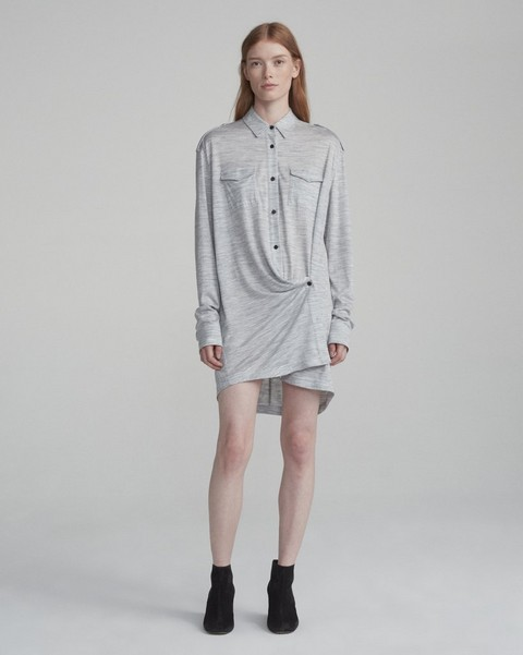 RAG & BONE LEYTON SHIRT DRESS