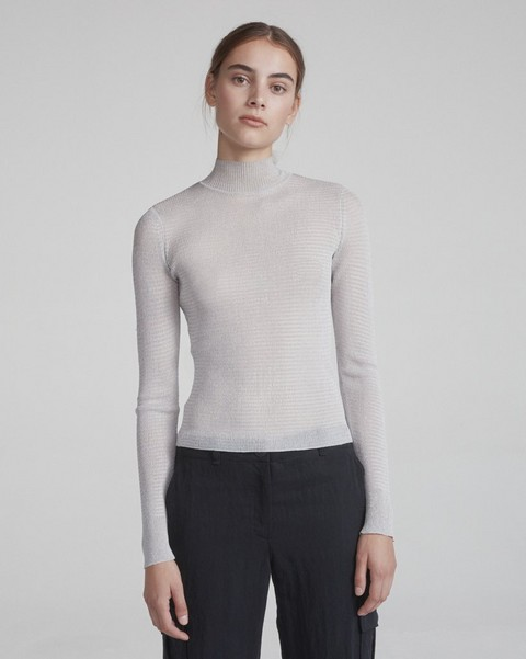 RAG & BONE RAINA T-NECK