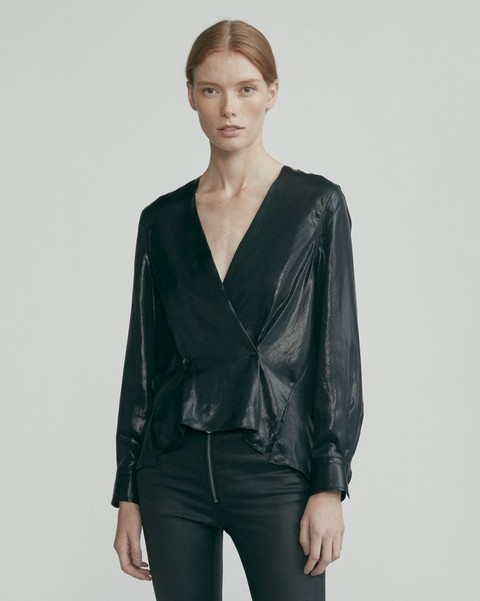 RAG & BONE DEBBIE TOP