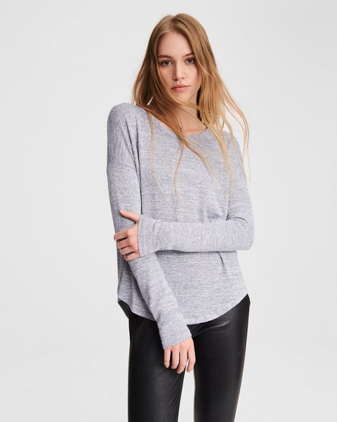 RAG & BONE THE KNIT LONG SLEEVE