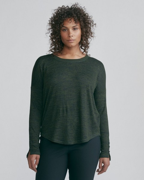 RAG & BONE HUDSON LONG SLEEVE WITH BUTTONS