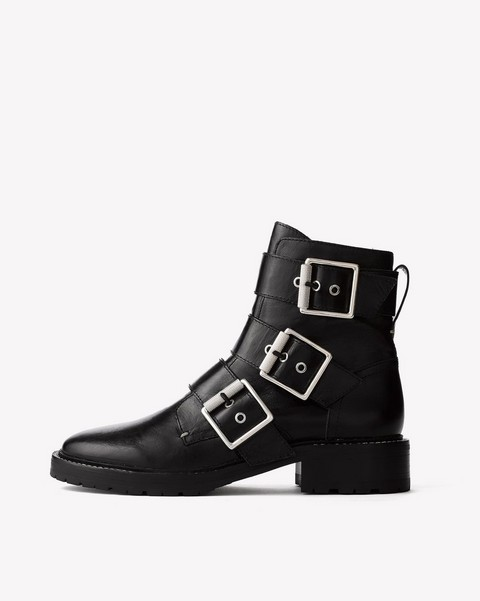 RAG & BONE CANNON BUCKLE BOOT
