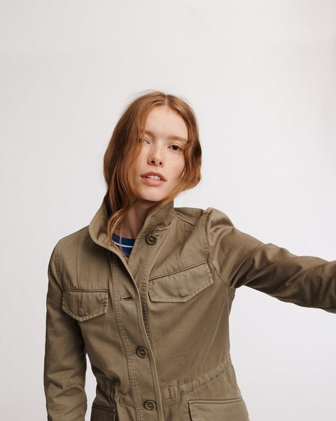 RAG & BONE DANIELLA WASHED JACKET